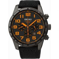 homme Seiko Chronograph Watch SSC233P9