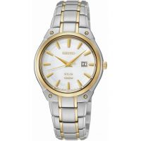 Damen Seiko Solar Powered Watch SUT128P1