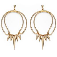 Fiorelli Dam Earrings PVD guldpläterad E4737