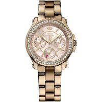 Damen Juicy Couture Pedigree Watch 1901106
