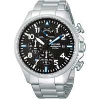 Mens Pulsar Chronograph Watch