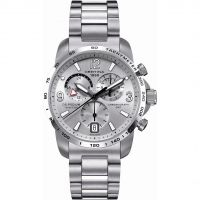 Certina DS Podium GMT Herenchronograaf Zilver C0016391103700