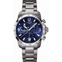 Herren Certina DS Podium GMT Titan Chronograf Uhr
