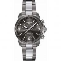 Mens Certina DS Podium Titanium Chronograph Watch