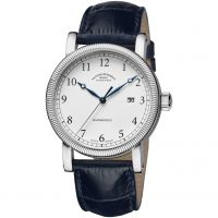 Mens Muhle Glashutte Teutonia III Handaufzug Mechanical Watch