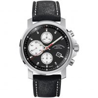 Mens Muhle Glashutte 29er Automatic Chronograph Watch