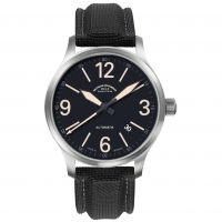 Mens Muhle Glashutte Terranaut III Trail Automatic Watch
