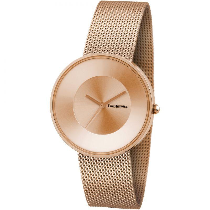 Damen Lambretta Cielo Mesh Watch 2102ROS