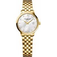 femme Raymond Weil Toccata Diamond Watch 5988-P-97081