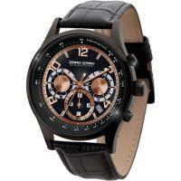 Herren Jorg Grau Signature Chronograf Uhr