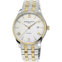 homme Frederique Constant Index Slim Watch FC-303WN5B3B