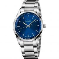 Herren Calvin Klein neu Bold Uhr