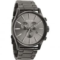 homme Nixon The Sentry Chrono Chronograph Watch A386-632