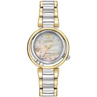 Ladies Citizen L Sunrise Diamond Eco-Drive Watch