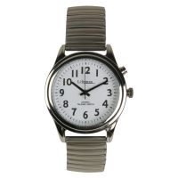 Mens Lifemax RNIB Talking Atomic Watch