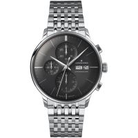 homme Junghans Meister Chronoscope Chronograph Watch 027/4324.44