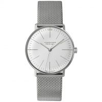 unisexe Junghans Max Bill Handwinding Watch 027/3004.44