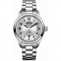 Herren Hamilton Khaki Field Tag-Datum Automatik Uhr