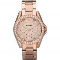 Damen Fossil Riley Watch ES2811