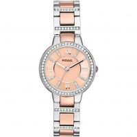 femme Fossil Virginia Watch ES3405