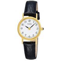 Damen Pulsar klassisch Uhr
