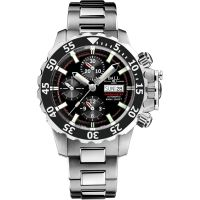 Herren Ball Engineer Hydrocarbon NEDU Chronometer Chronograph Watch DC3026A-SC-BK