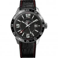 Mens Ball Engineer Master II Pilot GMT Automatic Watch