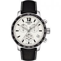 Herren Tissot Quickster Chronograph Watch T0954171603700