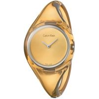 Ladies Calvin Klein Pure Small Bangle Watch