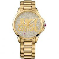 Damen Juicy Couture Jetsetter Uhr