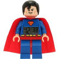 horloge LEGO DC Super Heroes Superman Alarm Clock 9005701