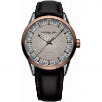 Herren Raymond Weil Freelancer Labrinth Special Edition Automatik Uhr