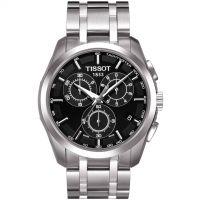Herren Tissot Couturier Chronograf Uhr
