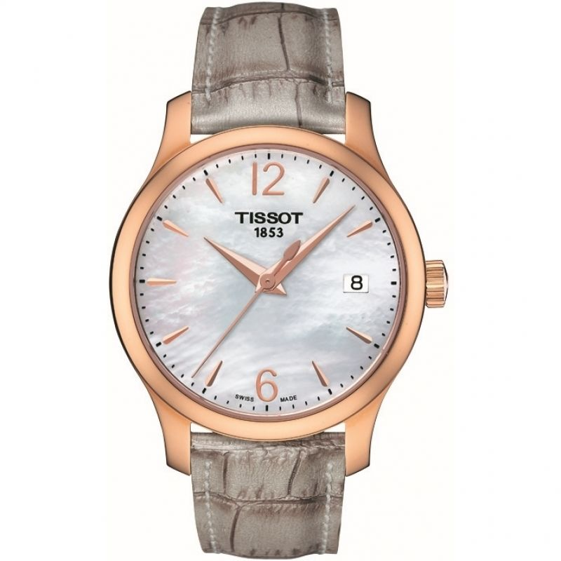 femme Tissot Tradition Watch T0632103711700