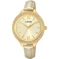 Damen Lorus Just Sparkle Watch RRS32VX9