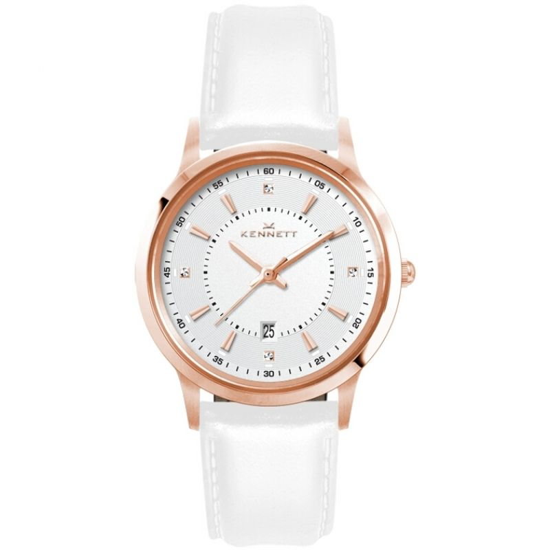 Ladies Kennett Carnaby Lady Watch CLWHRGWH