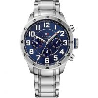 Mens Tommy Hilfiger Trent Watch