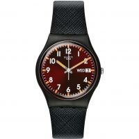 Orologio da Unisex Swatch Original Gent - Sir Red GB753