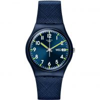 Unisex Swatch Original Gent - Sir Blue Watch