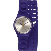 Ladies Swatch Original Gent - Purpbell Watch