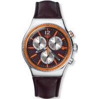 homme Swatch Irony Chrono - Prisoner Chronograph Watch YVS413
