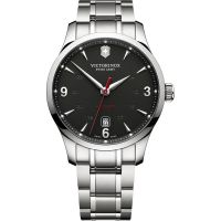 Victorinox Swiss Army Alliance Herenhorloge Zilver 241669