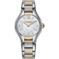 femme Raymond Weil Noemia 24mm Diamond Watch 5124-SPS-00985