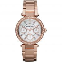 Ladies Michael Kors Mini Parker Watch
