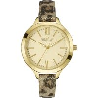 Ladies Caravelle New York Carla Watch