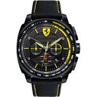 Herren Scuderia Ferrari Aero Evo Chronograph Watch 0830165