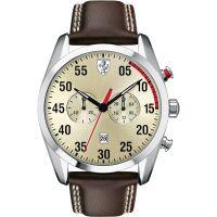 Herren Scuderia Ferrari D50 Chronograph Watch 0830174