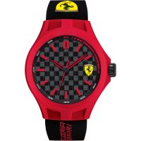 Mens Scuderia Ferrari Pit Crew Watch