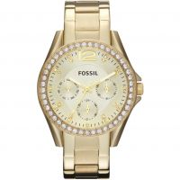 Ladies Fossil Riley Watch