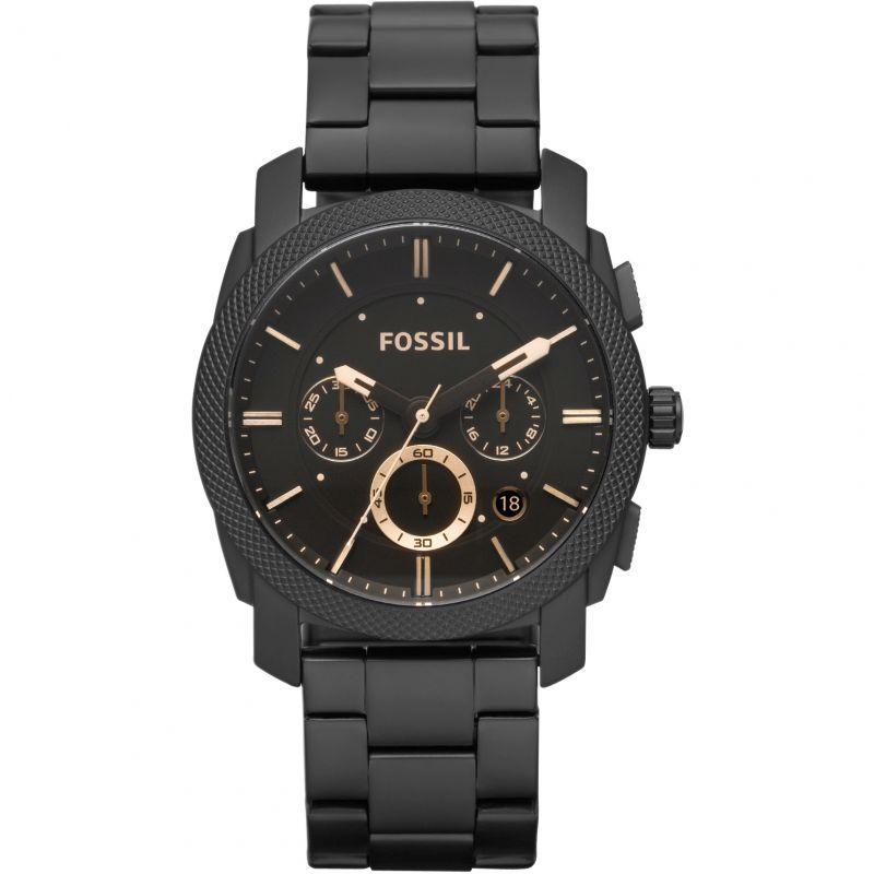 Herren Fossil Machine Chronograph Watch FS4682